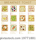 Breakfast Toast 19771881