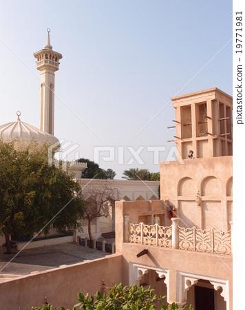 아랍의 전통 가옥 19771981