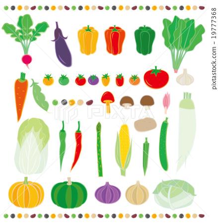 蔬菜 19777368