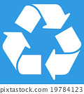 recycle, arrows, environment 19784123