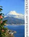 富士山 冬 冬天 19788429