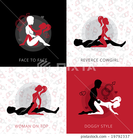 Kama Sutra Love Position Design Concept 19792337