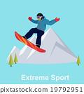 sport, surfing, mountain 19792951