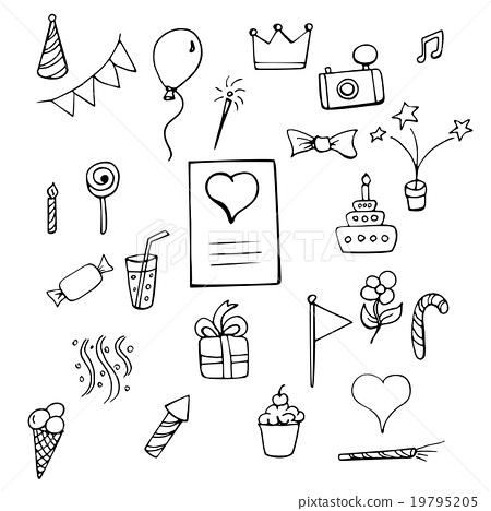 Set Happy Birthday 19795205