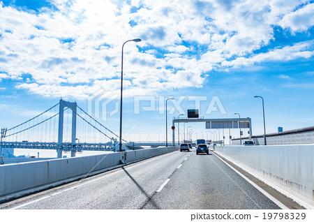 【东京】彩虹桥 19798329
