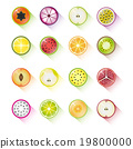 Fruit icon collection 19800000