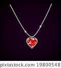 red, ruby, gemstone 19800548