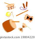 太鼓 日本傳統樂器 器械 19804220