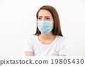 Woman worry about MERS 19805430