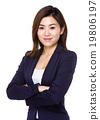Asian Businesswoman 19806197