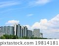 คอนโด,ท้องฟ้าเป็นสีฟ้า,สดใส 19814181