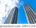 빌딩, 건물, 아파트 19815156