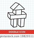 brick doodle 19820311