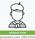 painter doodle 19822034