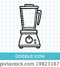 Juicer doodle 19823167