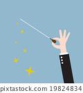 hand conductor baton 19824834