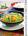Pumpkin curry 19827388