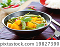 Pumpkin curry 19827390