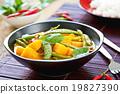 Pumpkin curry 19827390
