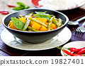 Pumpkin curry 19827401