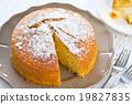 Butter cake 19827835