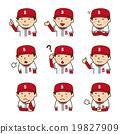 棒球選手 男人 男 19827909