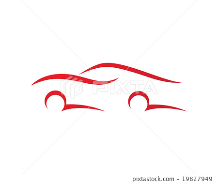 Auto Car Logo Template Stock Illustration 19827949 Pixta