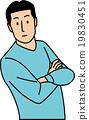 男性30多歲,雙臂 19830451