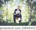 นักธุรกิจ,จดหมาย,ตัวอักษร 19840452