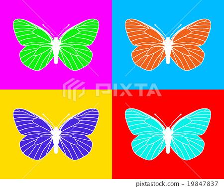 Butterflies 19847837