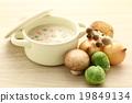 汤 浓汤 蔬菜 19849134