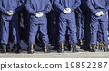 背影 校服 制服 19852287