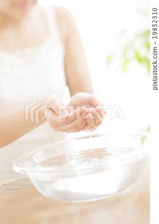 Women's wear handsome basin water 19852310