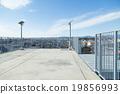 해일 피난 타워의 옥상 19856993