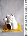 招財貓 促進或引發好運的東西 經濟財富 19869339