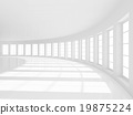 Empty Hall Background 19875224