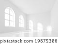 Empty Room 19875386