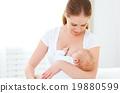 baby, care, mother 19880599