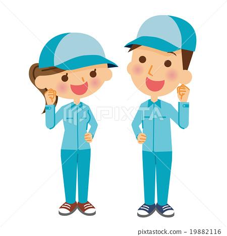 藍領工人 工人 作業員 19882116