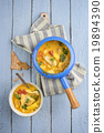 Fishsoup in Pot 19894390