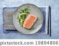Salmon Tataki 19894806