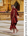 Buddhist monks in Myanmar 19896283