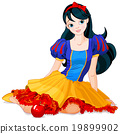 Snow White Girl 19899902