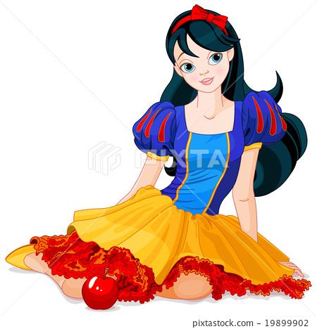 Snow White Girl 19899902