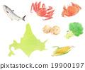 北海道 特殊產品 特產 19900197