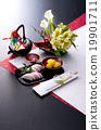 osechi, new year dishes, food served during new years 19901711