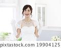 新娘 婚禮 受到驚嚇的 19904125