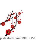 梅 春 春天 19907351