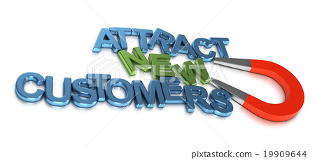 Attract New Customers, Business Development 19909644