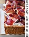 Tart with Grapes and Figs 19913626